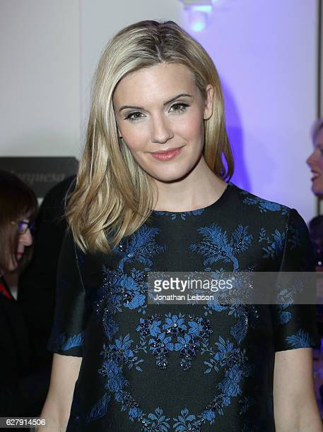 Honorary Host Committee Member Maggie Grace attends Equality Now's third annual 'Make Equality Reality' gala on December 5 2016 in Beverly Hills...