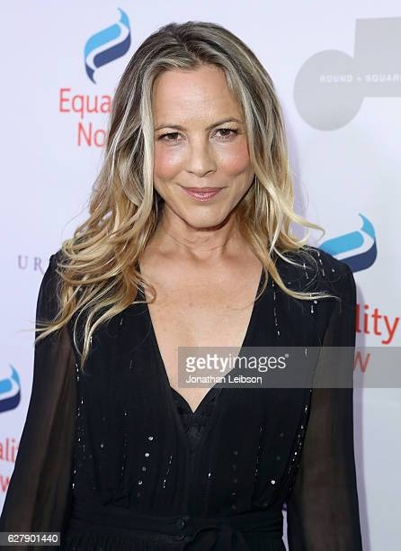 Honorary Host Committee Member Maria Bello attends Equality Now's third annual 'Make Equality Reality' gala on December 5 2016 in Beverly Hills...