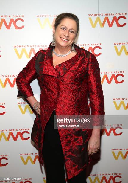 Honoree Abigail Disney attends the 2018 Women's Media Awards at Capitale on November 1 2018 in New York City
