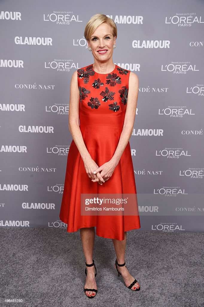 2015 Glamour Women Of The Year Awards - Backstage