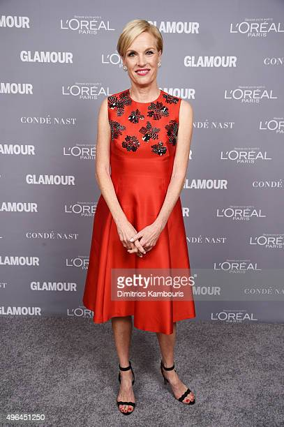 Honoree activist Cecile Richards attends the 2015 Glamour Women Of The Year Awards at Carnegie Hall on November 9 2015 in New York City