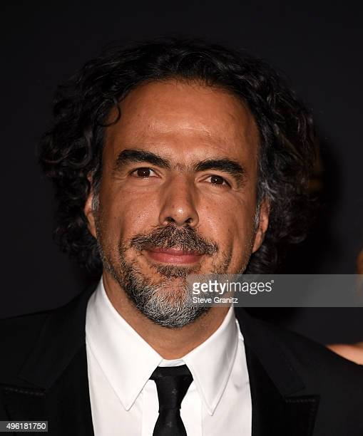 Honoree Alejandro Gonzalez Inarritu attends LACMA 2015 ArtFilm Gala Honoring James Turrell and Alejandro G Iñárritu Presented by Gucci at LACMA on...