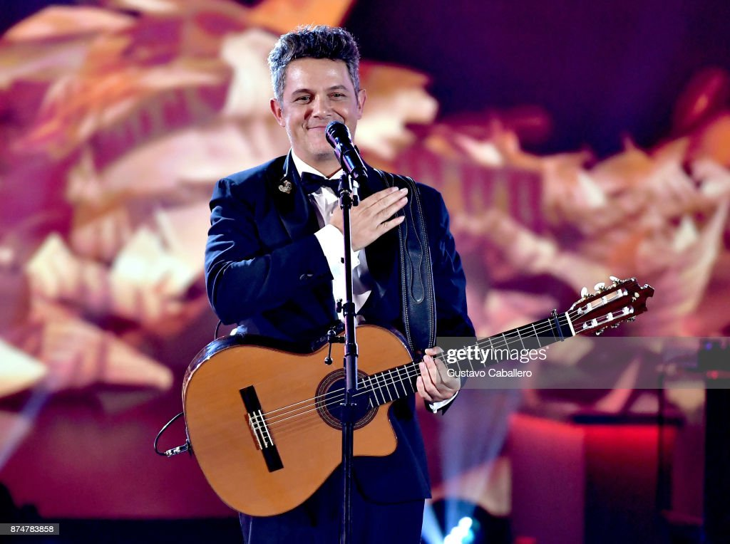 2017 Person of the Year Gala Honoring Alejandro Sanz - Show