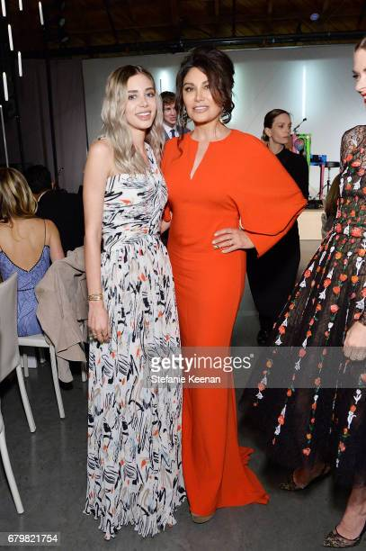 Honoree Alexandra Parker and Erriette Lenas attend UCLA Mattel Children's Hospital presents Kaleidoscope 5 on May 6 2017 in Culver City California