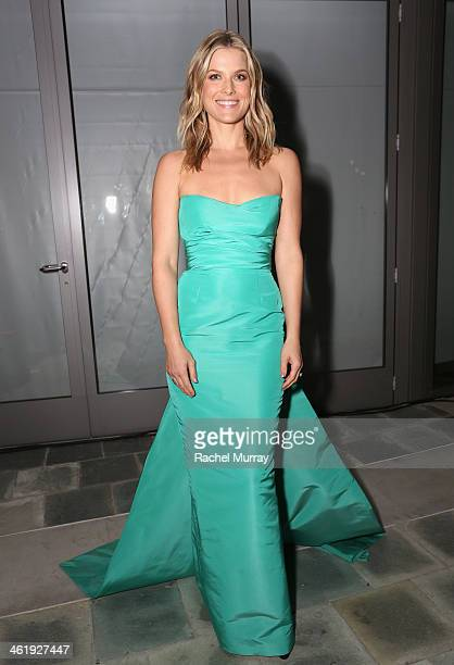 Honoree Ali Larter attends PerrierJouet Celebration of The Art of Elysium's 7th Annual HEAVEN Gala presented By MercedesBenz at Skirball Cultural...