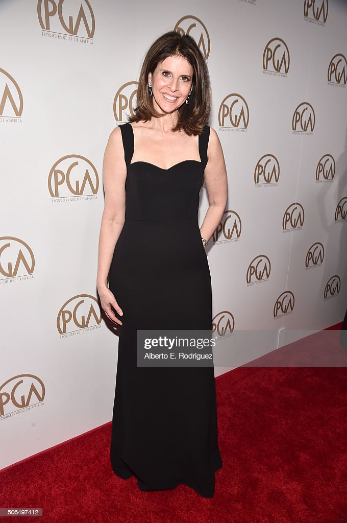 Honoree Amy Ziering attends the 27th Annual Producers Guild Of America Awards at the Hyatt Regency Century Plaza on January 23, 2016 in Century City, California.