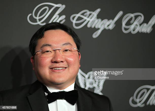 Honoree and Capital Limited CEO Mr Jho Low attends Angel Ball 2014 at Cipriani Wall Street on October 20 2014 in New York City