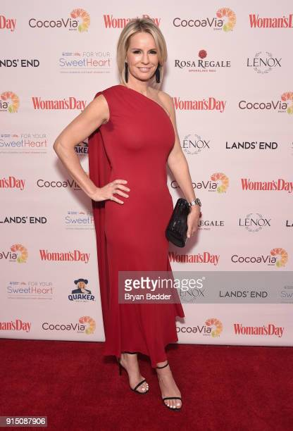 Honoree and Chief Medical Correspondent Jennifer Ashton MD attends the Woman's Day Celebrates 15th Annual Red Dress Awards on February 6 2018 in New...