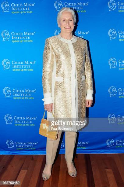 Honoree and Cofounder of Bring Change 2 Mind Glenn Close attends the 2018 Change Maker Awards at Carnegie Hall on May 7 2018 in New York City
