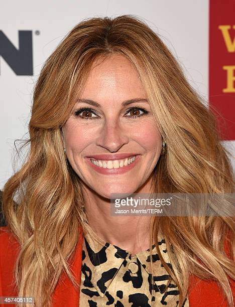 Honoree and GLSEN Respect Humanitarian Award recipient Julia Roberts attends the 10th annual GLSEN Respect Awards at the Regent Beverly Wilshire...