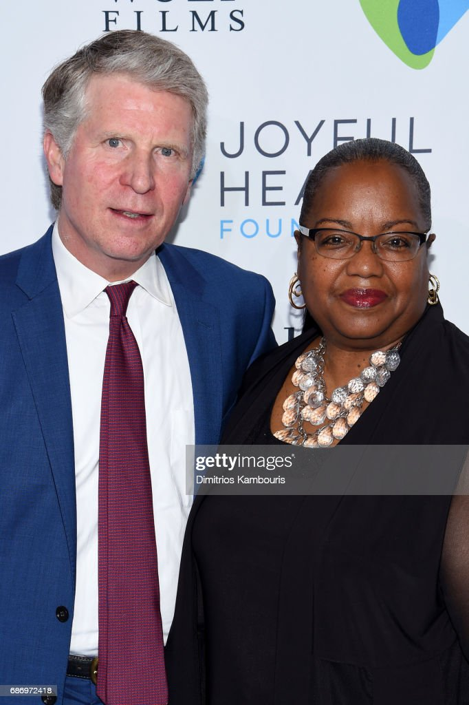 Honoree and Manhattan District Attorney Cyrus Vance Jr  and