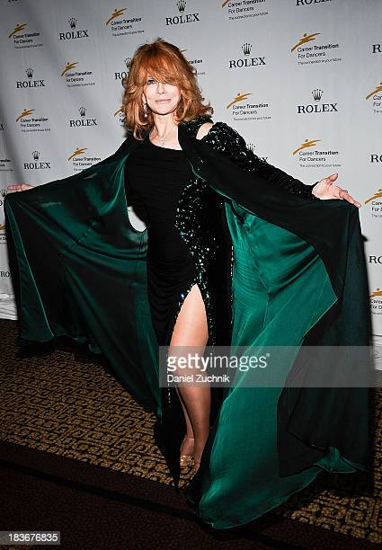 Honoree AnnMargret attends the Broadway And Beyond Celebration at the Hilton New York on October 8 2013 in New York City