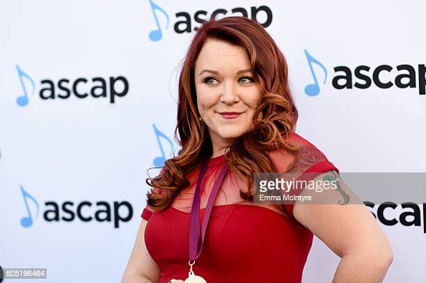 Honoree Audra Mae attends the 2016 ASCAP Pop Awards at Dolby Theatre on April 27 2016 in Hollywood California