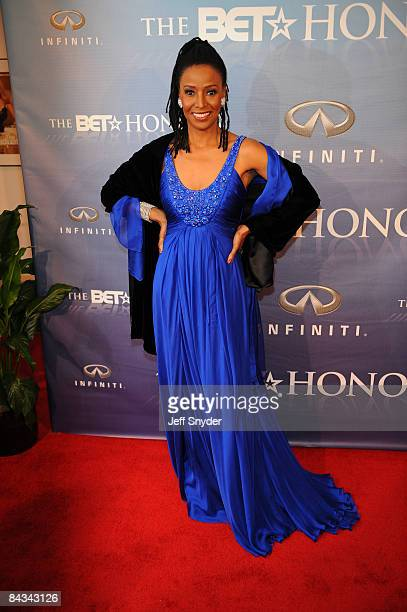 Honoree B Smith attends the 2nd annual BET Honors at the Warner Theatre on January 17 2009 in Washington DC