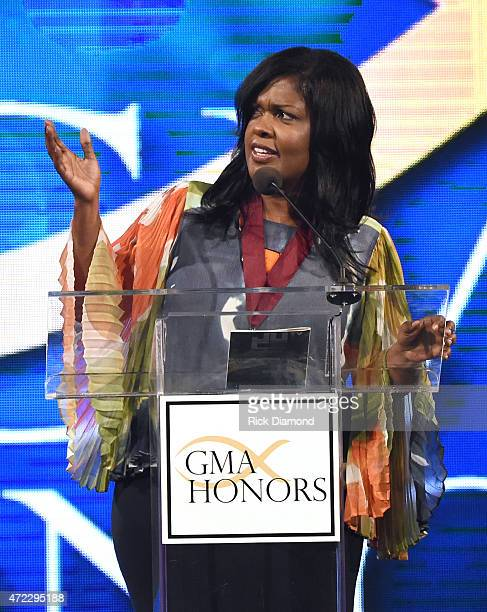 Honoree BeBe CeCe Winans during The 2nd Annual GMA Honors at Allen Arena Lipscomb University on May 5 2015 in Nashville Tennessee