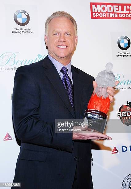 Honoree Boomer Esiason attends the Friars Club Roast honoring Boomer Esiason at The Waldorf Astoria on January 30 2014 in New York City