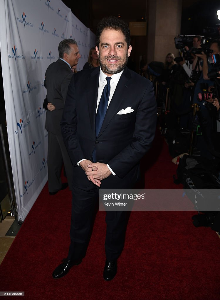 Honoree Brett Ratner attends the Venice Family Clinic Silver Circle Gala 2016 honoring Brett Ratner and Bill Flumenbaum at The Beverly Hilton Hotel on March 7, 2016 in Beverly Hills, California.