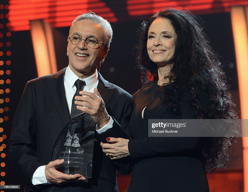 2012 Person Of The Year Honoring Caetano Veloso - Roaming Inside : News Photo