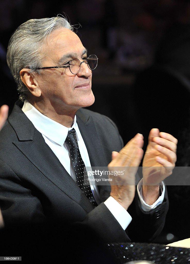 2012 Person Of The Year Honoring Caetano Veloso - Roaming Inside : News Photo