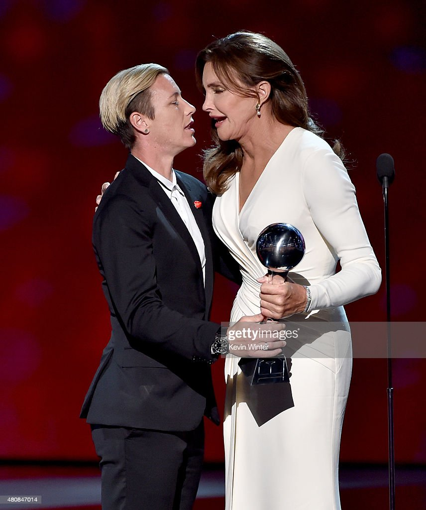 The 2015 ESPYS - Show : News Photo