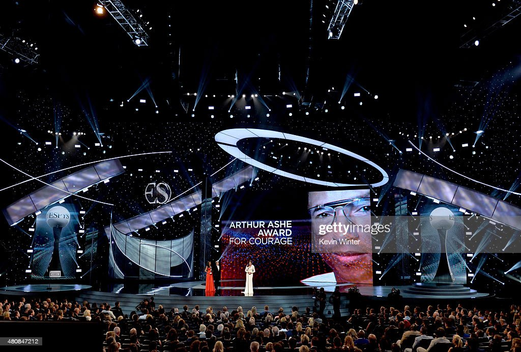 The 2015 ESPYS - Show