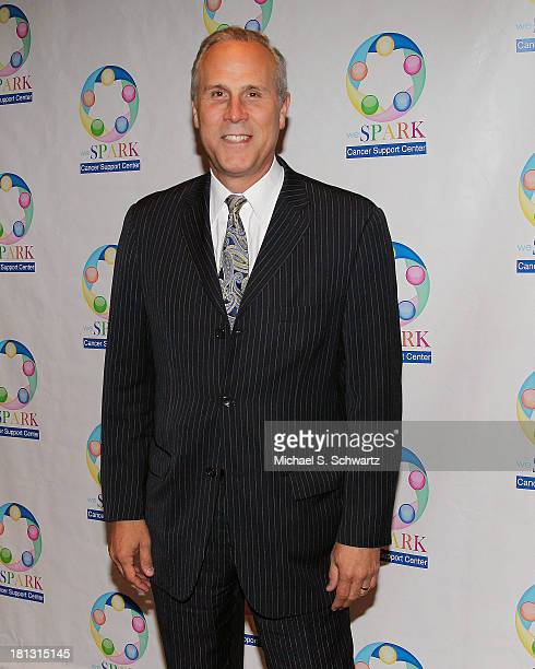 Honoree Cancer Treatment Centers of America President and CEO Dr Edgar D Starren arrives at the weSpark Comedy and Cabaret Show at The El Portal...