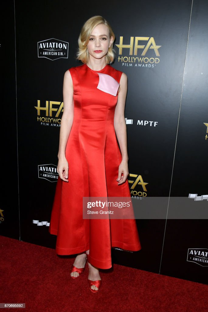 21st Annual Hollywood Film Awards - Press Room
