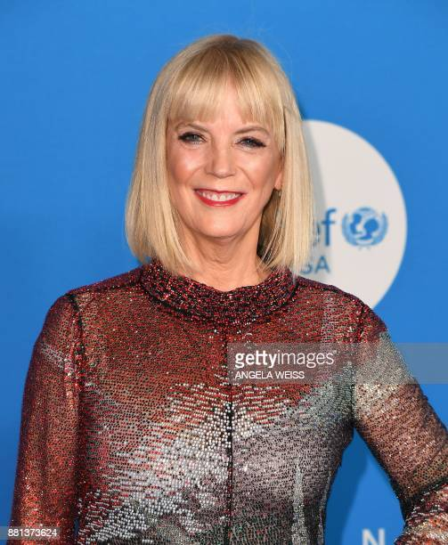 Honoree Carol J Hamilton attends the 13th Annual UNICEF Snowflake Ball 2017 at The Atrium at 60 Wall Street on November 28 2017 in New York City /...
