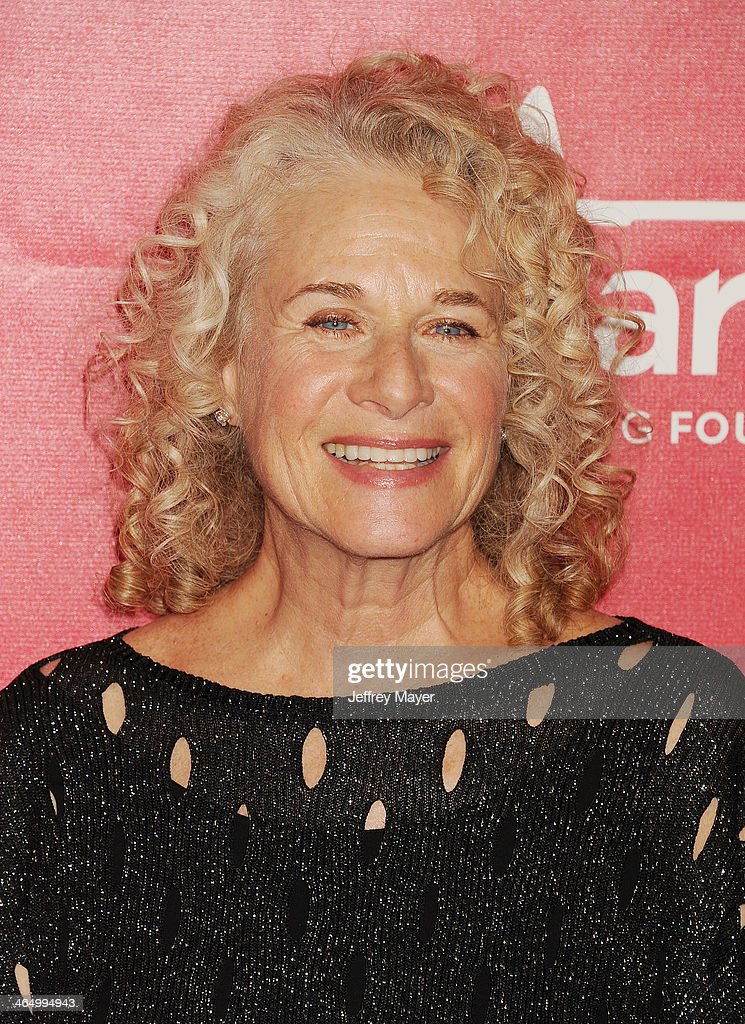 Honoree Carole King attends 2014 MusiCares Person Of The Year Honoring Carole King at Los Angeles Convention Center on January 24, 2014 in Los Angeles, California.
