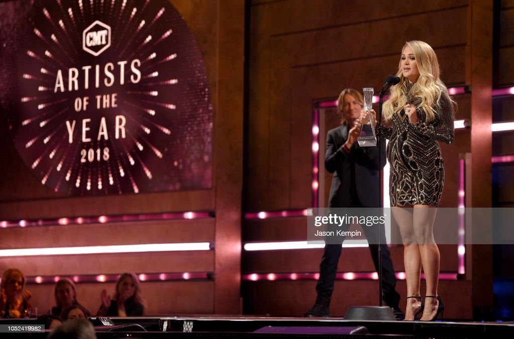 2018 CMT Artists Of The Year - Inside : News Photo