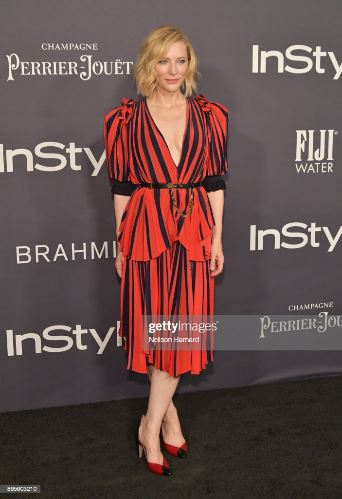 3rd Annual InStyle Awards - Arrivals : News Photo