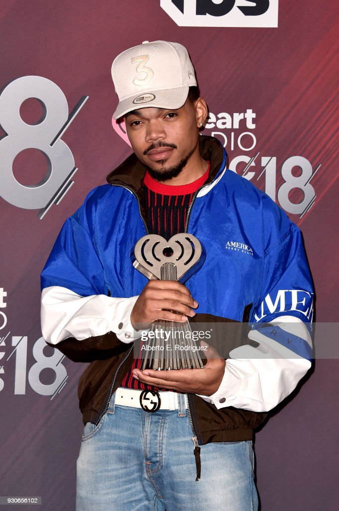 2018 iHeartRadio Music Awards - Press Room
