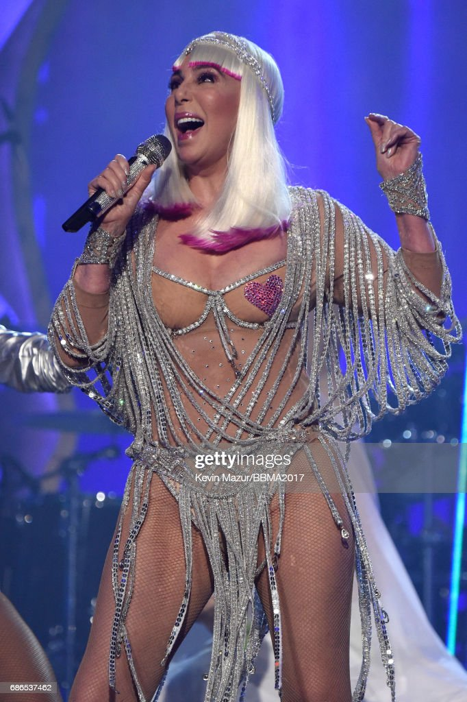 Honoree Cher performs onstage during the 2017 Billboard Music Awards at T-Mobile Arena on May 21, 2017 in Las Vegas, Nevada.