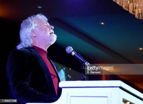 Honoree Chuck Leavell performs during the 2019 Captain Planet Foundation Gala at Flourish Atlanta on November 16 2019 in Atlanta Georgia