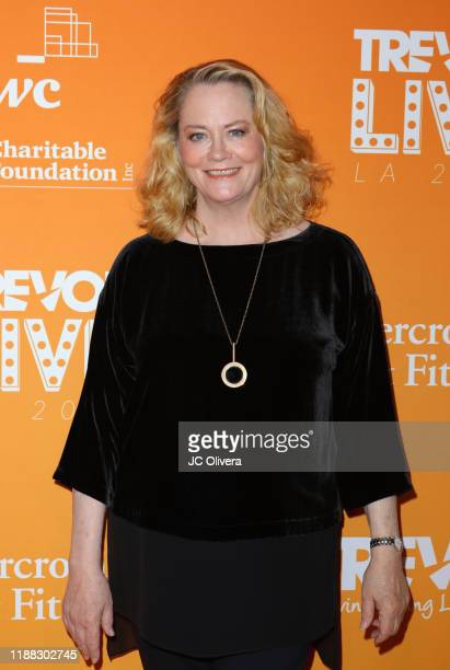 Honoree Cybill Shepherd attends the 2019 TrevorLive Los Angeles Gala at The Beverly Hilton Hotel on November 17 2019 in Beverly Hills California
