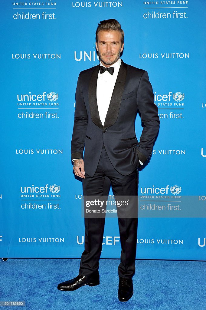 Multi-Grammy Award Winner Mariah Carey Headlines Sixth Biennial UNICEF Ball Honoring David Beckham and C. L. Max Nikias - Red Carpet