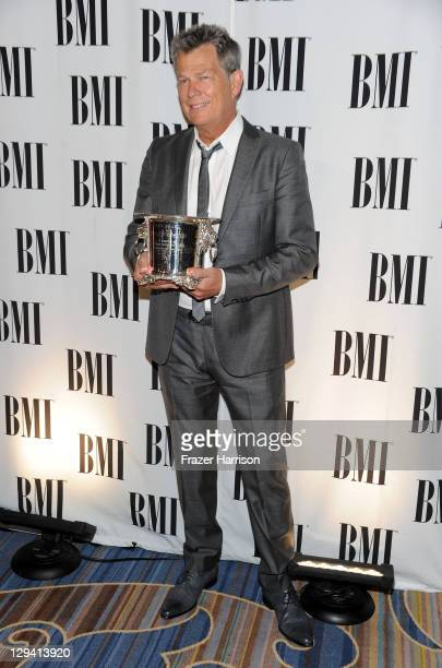 Honoree David Foster attends the 59th Annual BMI Pop Awards at the Beverly Wilshire Four Seasons Hotel on May 17, 2011 in Beverly Hills, California.