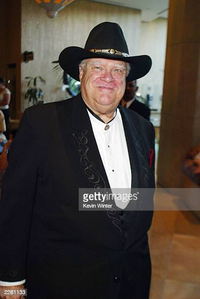 Honoree David Huddleston at the 20th Annual Golden Boot Awards at the Beverly Hilton Hotel in Beverly Hills CA Saturday August 10 2002 Photo by Kevin...
