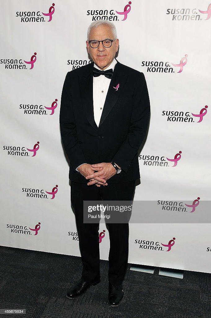 2014 Susan G. Komen Honoring The Promise Gala : News Photo