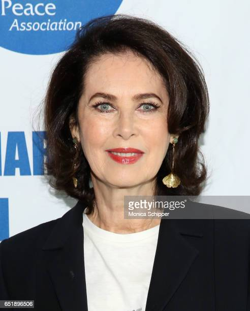 Dayle Haddon Stock Photos and Pictures