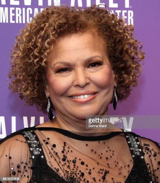 Honoree Debra L Lee attends Alvin Ailey's 2017 Opening Night Gala at New York City Center on November 29 2017 in New York City
