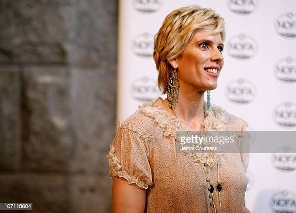 Honoree Deirdre Imus attends the 2nd annual luncheon and education panel to benefit NOFANY at Guastavino's on April 14 2009 in New York City New York