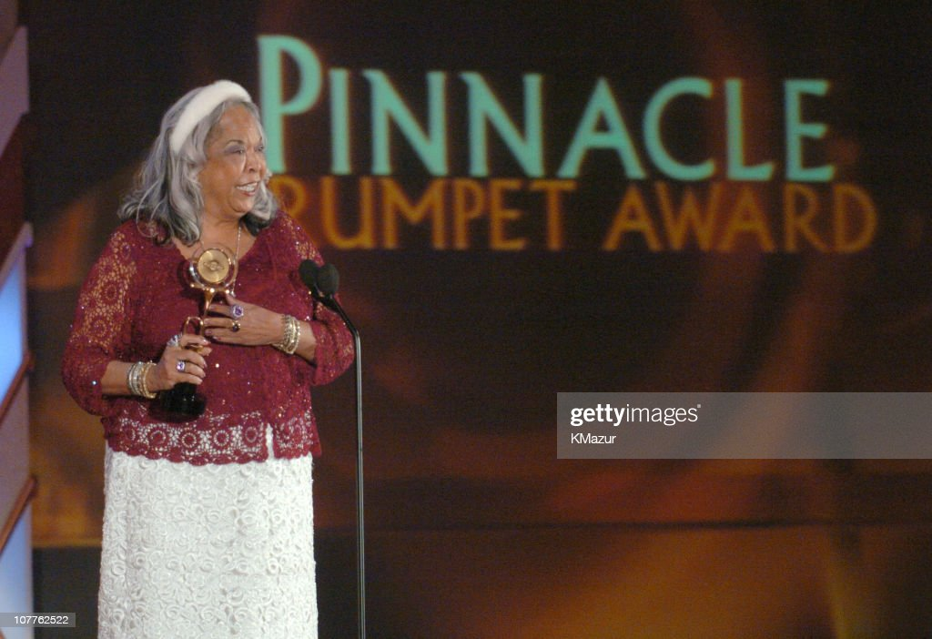 Honoree Della Reese during The 2004 Trumpet Awards - Show at Omni Hotel in Atlanta, Georgia, United States.