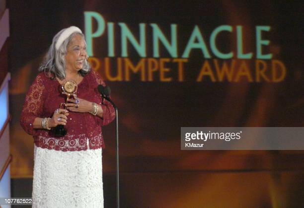 Honoree Della Reese during The 2004 Trumpet Awards Show at Omni Hotel in Atlanta Georgia United States