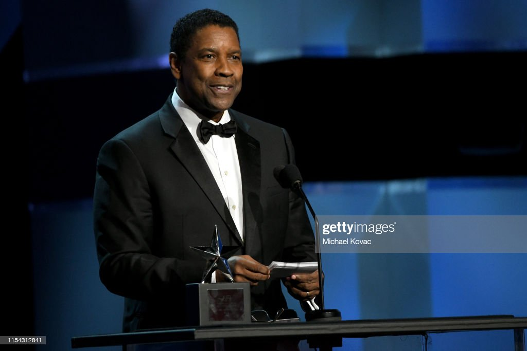 47th AFI Life Achievement Award Honoring Denzel Washington - Roaming Inside : News Photo