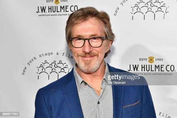 Honoree Don Katz attends the 2017 New York Stage Film Winter Gala at Pier Sixty at Chelsea Piers on December 5 2017 in New York City