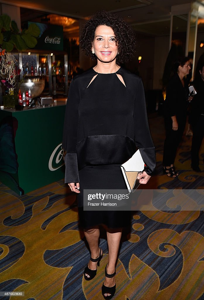 2014 Variety Power Of Women Presented By Lifetime - Coca-Cola : News Photo