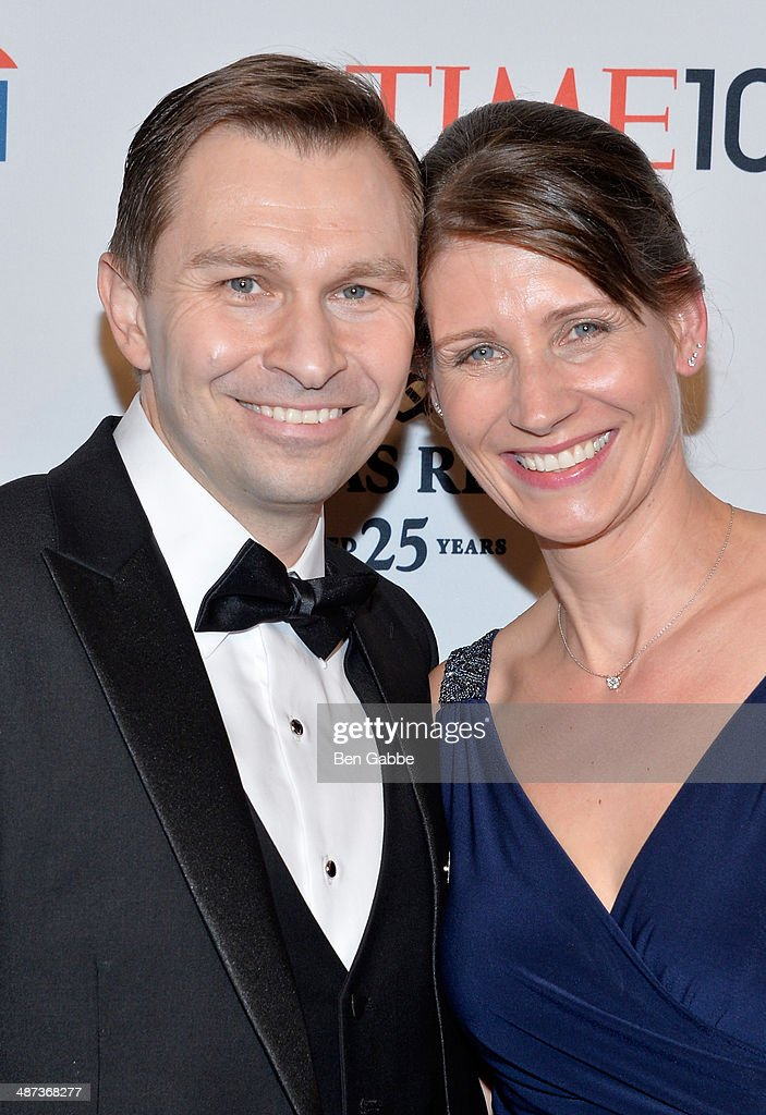 TIME 100 Gala, TIME's 100 Most Influential People In The World - Lobby Arrivals : News Photo
