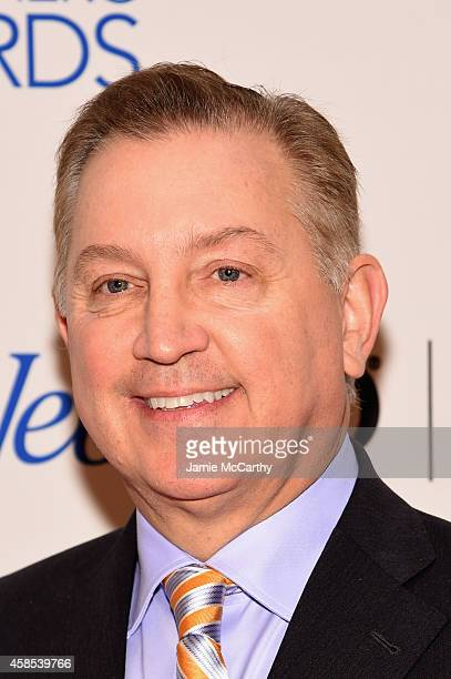 Honoree Dr Frank Papay arrives at the 2014 Health Hero Awards hosted by WebMD at Times Center on November 6 2014 in New York City
