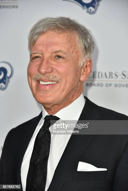 Honoree E Stanley Kroenke attends the 2017 CedarsSinai Board of Governors Gala at The Beverly Hilton Hotel on October 4 2017 in Beverly Hills...
